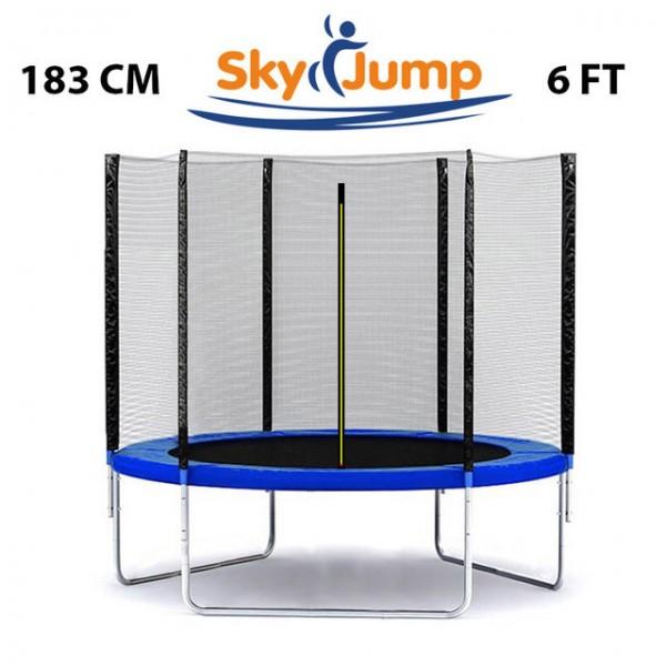 Батут SkyJump 6 фт., 183 см. КРАЩА ЦІНА!