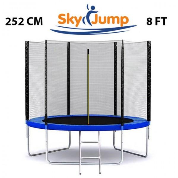 Батут Sky Jump 8 фт., 252 см. КРАЩА ЦІНА!
