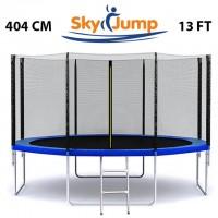Батут Sky Jump 13 фт., 404 см. КРАЩА ЦІНА!
