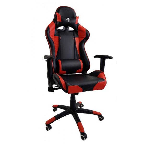 Крісло комп'ютерне 7F GAMER RED