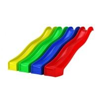 Гірка дитяча HAPRO (Голландія) 3м жовта, червона, синя, зелена