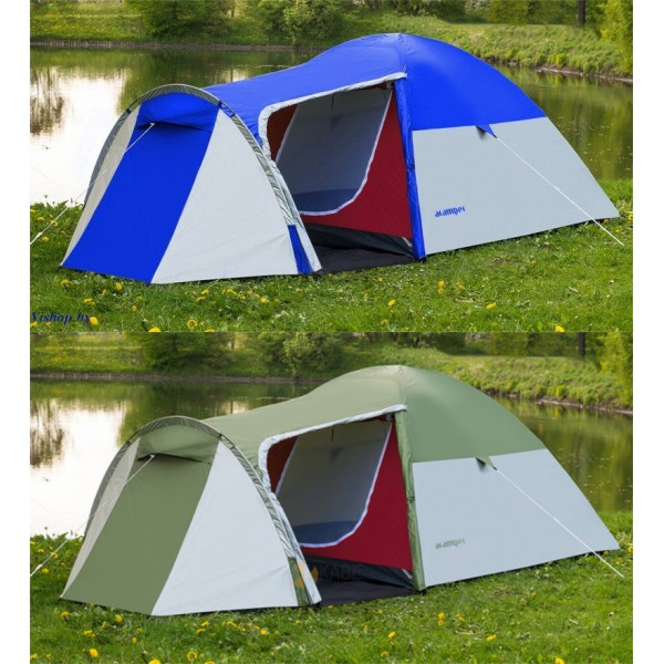 Палатка 3-х місна MONSUN3 - 3500мм. H2О - 3,4 кг.